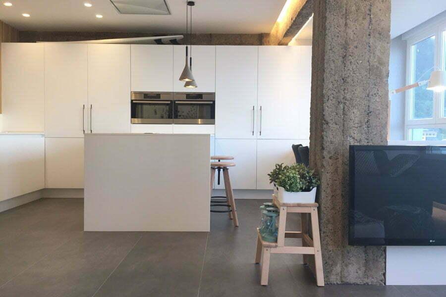 Reforma Apartamento en Zarautz