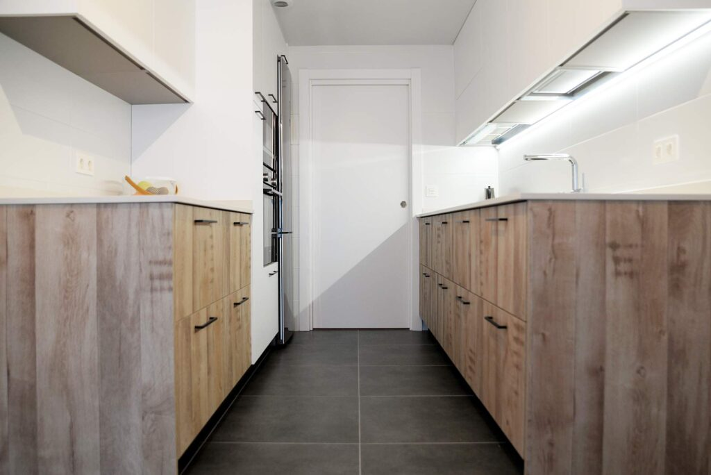 02 cocina diseño paralelo pamplona